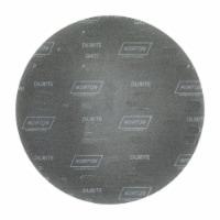 Norton  Screen-Bak Durite  18 in. Silicon Carbide  Center Mount  Q421  Floor Sanding Disc  60 - Count of: 1
