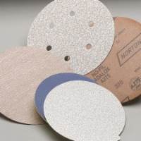 Norton Disc,Sanding,NoHole,5 in,SF,P500G,PK100 HAWA 66261131538