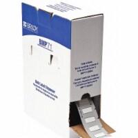 Brady Cartridge Label,1-1/67 In. L,White  BM71-250-1-342 - 1