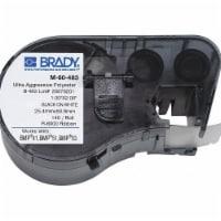 Brady Label Cartridge,Black/White,Polyester  M-60-483 - 1
