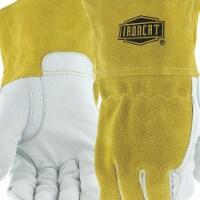 Ironcat Welding Gloves,MIG,12 ,L,PK12  6143/L - 1