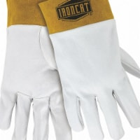 Ironcat Welding Gloves,TIG,10 ,XL,PR  6140/XL - 1