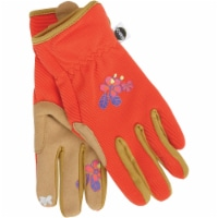 Miracle-Gro Women's Small/Medium Synthetic Leather Garden Glove MG86201/WSM - S/M