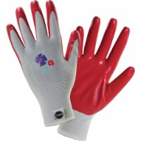 Miracle-Gro Women's Medium/Large Nitrile Coated Garden Glove (3-Pack) - M/L