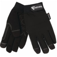 West Chester Men's Large Polyester High Dexterity Winter Work Glove 96580/L - L