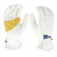 West Chester Premium Cowhide Leather Gloves - Medium