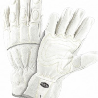 Ironcat Welding Gloves,MIG/TIG,11-1/2 ,M,PR  9075/M - 1