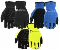 West Chester® Economy Performance Gloves - 3 Pack - L