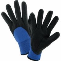 West Chester Men's XL Nitrile Coated Nylon Winter Glove 93056/XL - XL