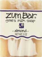 Zum Almond Goat's Milk Bar Soap - 3 oz