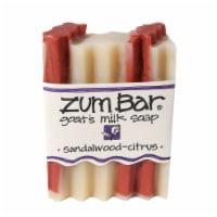 Zum Sandalwood-Citrus Goat's Milk Bar Soap