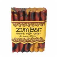 Zum Bar Dragons Blood Goat's Milk Soap - 3 oz