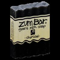 Zum Bar Charcoal Goat's Milk Soap - 3 oz