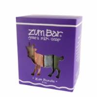 Zum Bar® Goat Milk Soap Bundle - 9 oz