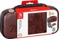 Nintendo Switch Zelda Game Traveler Deluxe Travel Case - Brown