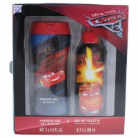 Disney Pixar Cars 3 6.8oz Body Spray, 6.8oz Shower Gel 2 Pc Gift Set - 2 Pc Gift Set