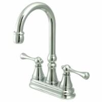 Kingston Brass KS2491BL Bar Faucet, Polished Chrome - 1