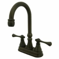 Kingston Brass KS2495BL Bar Faucet, Oil Rubbed Bronze - 1
