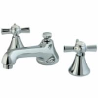 Kingston Brass KS4471ZX 8 in. Widespread Bathroom Faucet, Polished Chrome - 1