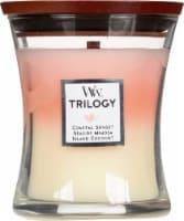 WoodWick® Trilogy Island Getaway Jar Candle