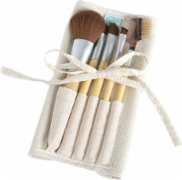Honeybee Gardens  Eco-Friendly 6 Piece Professional Brush Set