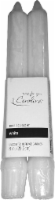 Carolina® Candle Company Heritage Tapered Candles - White - 2 Pack