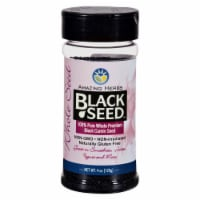 Black Seed Black Cumin Seed - Whole - 4 oz - Pack of 3 - Case of 3 - 4 OZ each