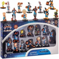 Space Jam A New Legacy Pencil Toppers 12pk Movie Characters Deluxe Box Set PMI - 1 unit