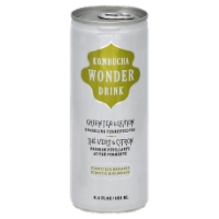 Kombucha Wonder Drink Green Tea & Lemon Tea