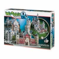 Wrebbit Neuschwanstein Castle 3D Puzzle