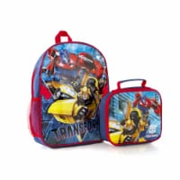 Transformers Deluxe Backpack and Lunch Bag Set - No