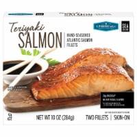 C.Wirthy & Co. Teriyaki Atlantic Salmon Fillets