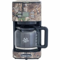 MAGIC CHEF 12-Cup Drip Coffee Maker - Realtree Xtra Camouflage
