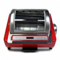 Ronco EZ-Store Rotisserie - Red
