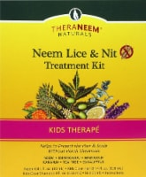 TheraNeem Neem Lice & Nit Treatment Kit