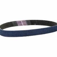 Norton Abrasive Belt,1/2in.Wx12in.L,80 Grit,PK5  66623373754 - 1