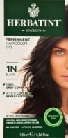 Herbatint 1N Black Permanent Haircolor Gel