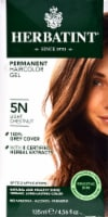 Herbatint 5N Light Chestnutpermanent Haircolor Gel