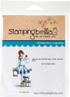 Stamping Bella Cling Stamps-Brynn Has A Baby Shower - 1