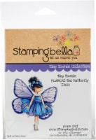 Stamping Bella Cling Stamps-Blanche The Butterfly - 1