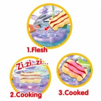 AZImport PSXG6 7 x 9 x 12.5 in. Mini Kitchen Playset with Sound & color changing for real coo - 1