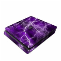 DecalGirl PS4S-APOC-PRP Sony PS4 Slim Skin - Apocalypse Violet - 1