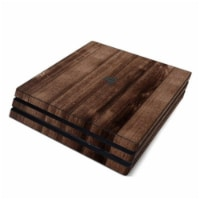 DecalGirl PS4P-STAWOOD Sony PS4 Pro Skin - Stained Wood - 1