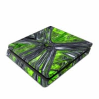 DecalGirl PS4S-ABST-GRN Sony PS4 Slim Skin - Emerald Abstract - 1