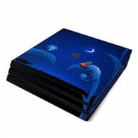 DecalGirl PS4P-ALIENCHAMELEON Sony PS4 Pro Skin - Alien and Chameleon - 1