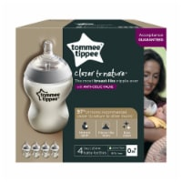 Tommee Tippee Closer to Nature Bottles 4 Count