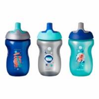 Tommee Tippee Sportee Bottles 3 Count