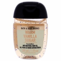 Bath and Body Works Warm Vanilla Sugar PocketBac Hand Sanitizer 1 oz - 1 oz