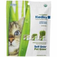 Pet Greens 57570 Organic Medley Grow Kit - 1