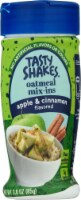 Tasty Shakes Apple & Cinnamon Oatmeal Mix-Ins